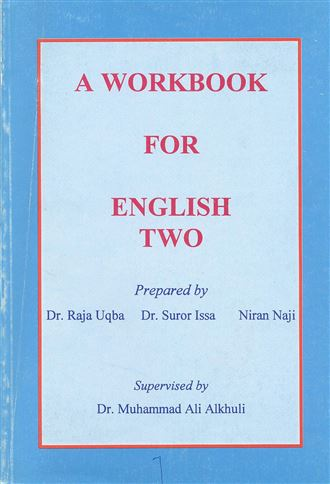 A Workbook for English Two